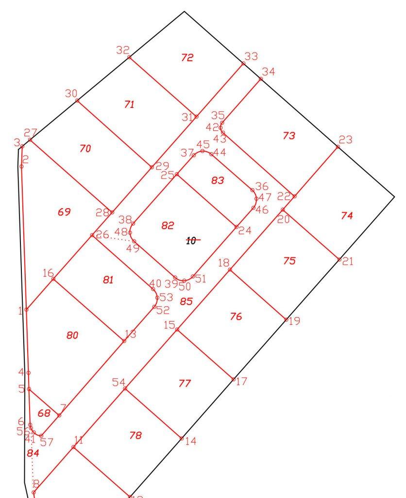 Е Гео Дизайн Кадастрална карта